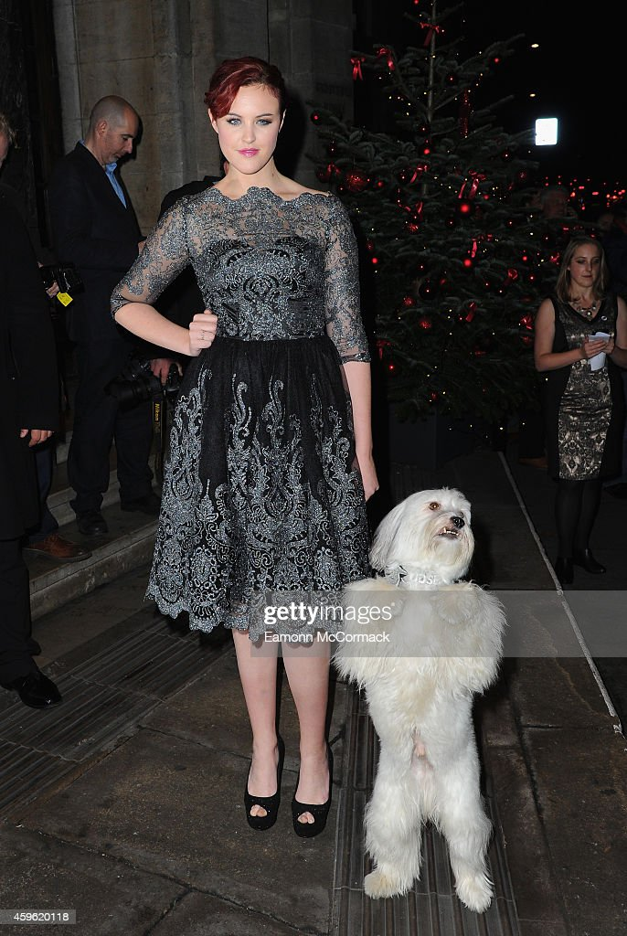 Daily Mirror & RSPCA Animal Hero Awards - Arrivals