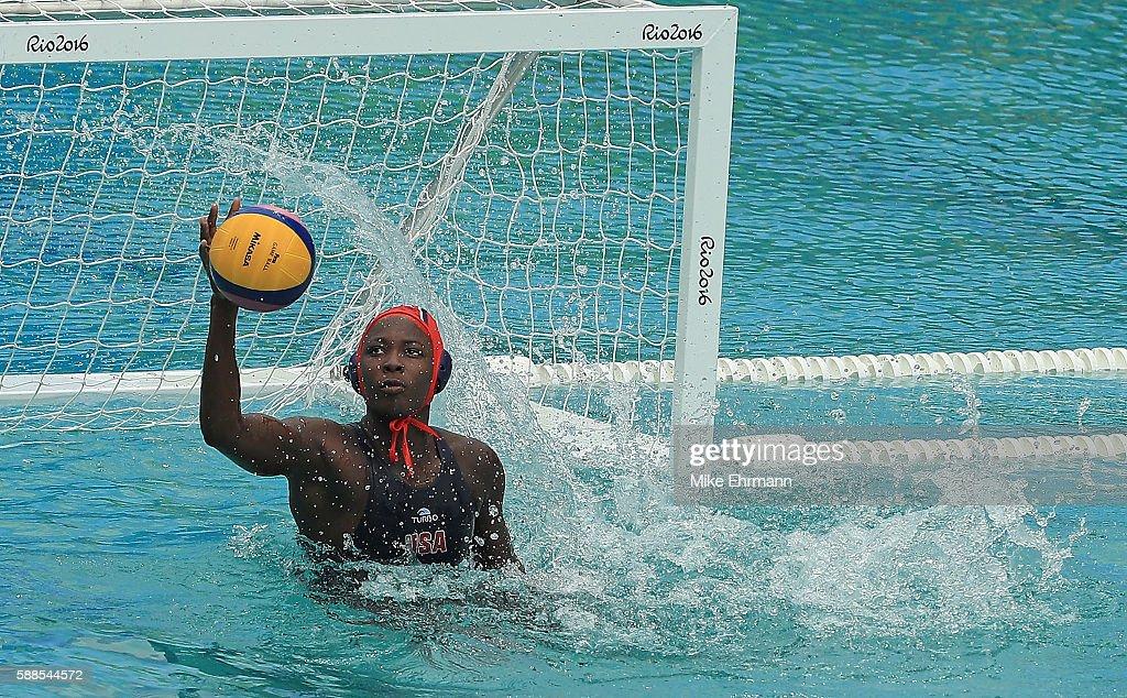 Water Polo - Olympics: Day 6 : News Photo