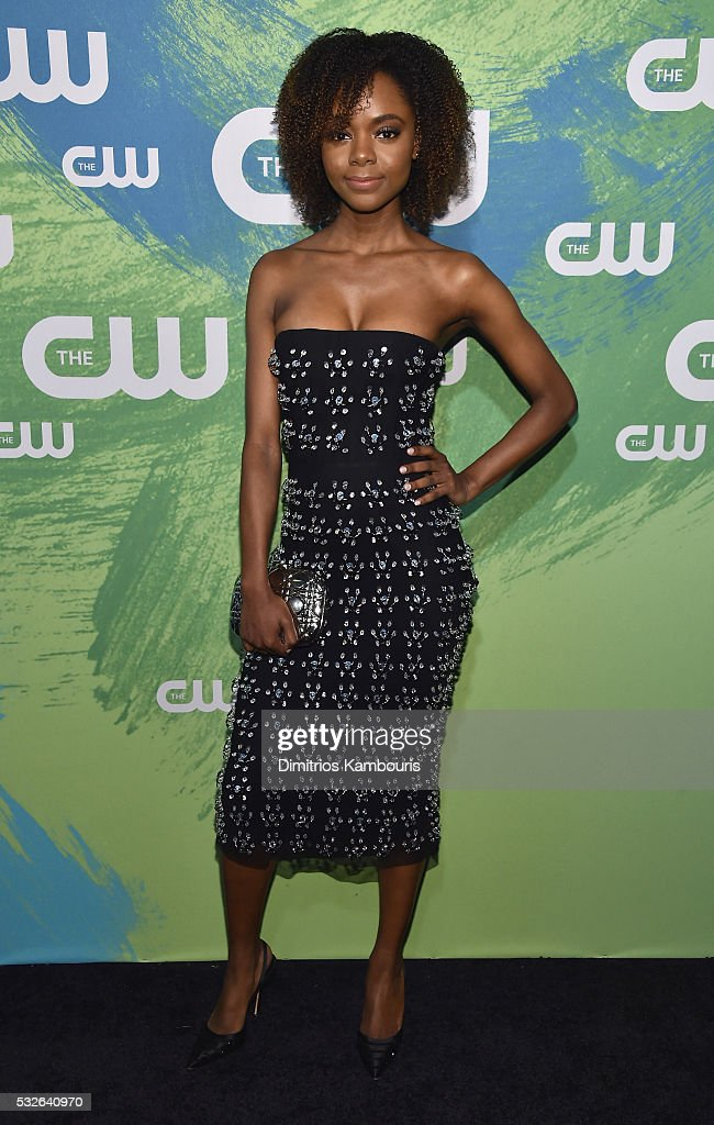 The CW Network's 2016 New York Upfront Presentation : News Photo
