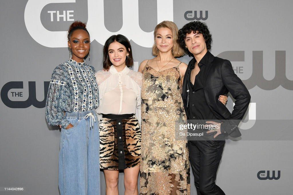 2019 CW Network Upfront : News Photo