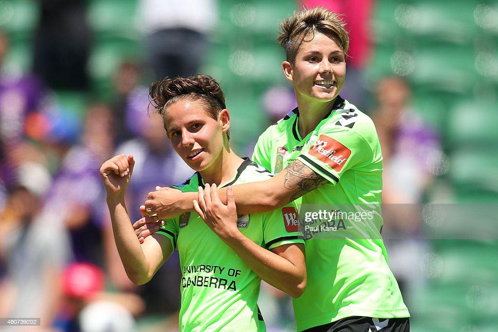 W-League Grand Final - Perth v Canberra