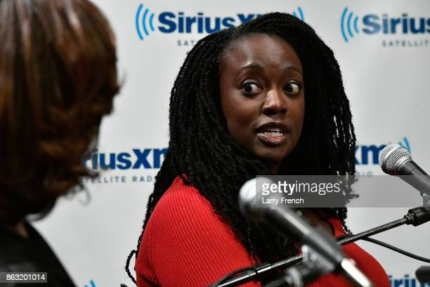 Ashley Allison senior advisor at the Leadership Conference appears on SiriusXM's Urban View Presents Defining Justice In 2017 An Exclusive Subscriber...