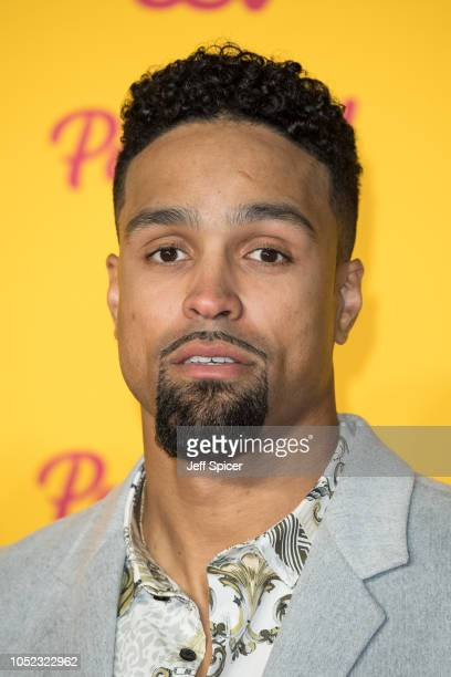 Ashley Banjo attends the ITV Palooza held at The Royal Festival Hall on October 16 2018 in London England