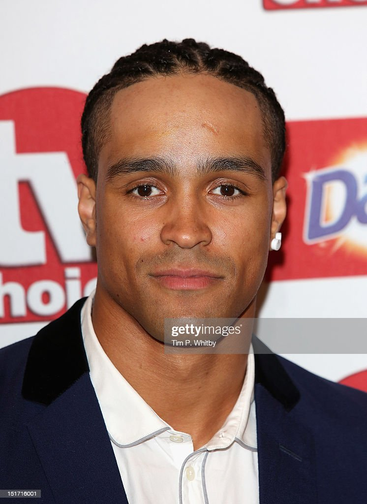 TV Choice Awards - Arrivals