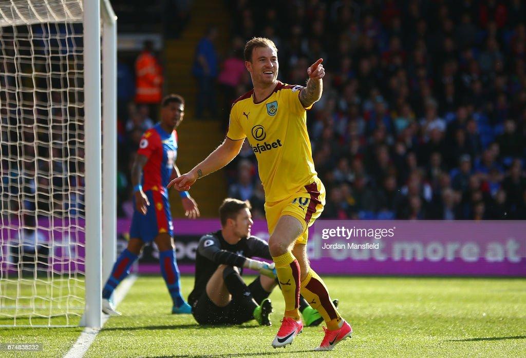 Crystal Palace v Burnley - Premier League