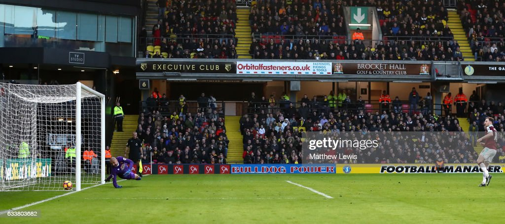 Watford v Burnley - Premier League : News Photo