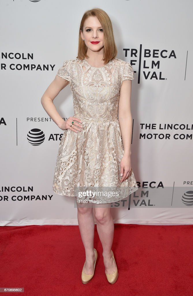 Ashley Bell attends the 'Psychopaths' Premiere during 2017 Tribeca Film Festival at Cinepolis Chelsea on April 20, 2017 in New York City.