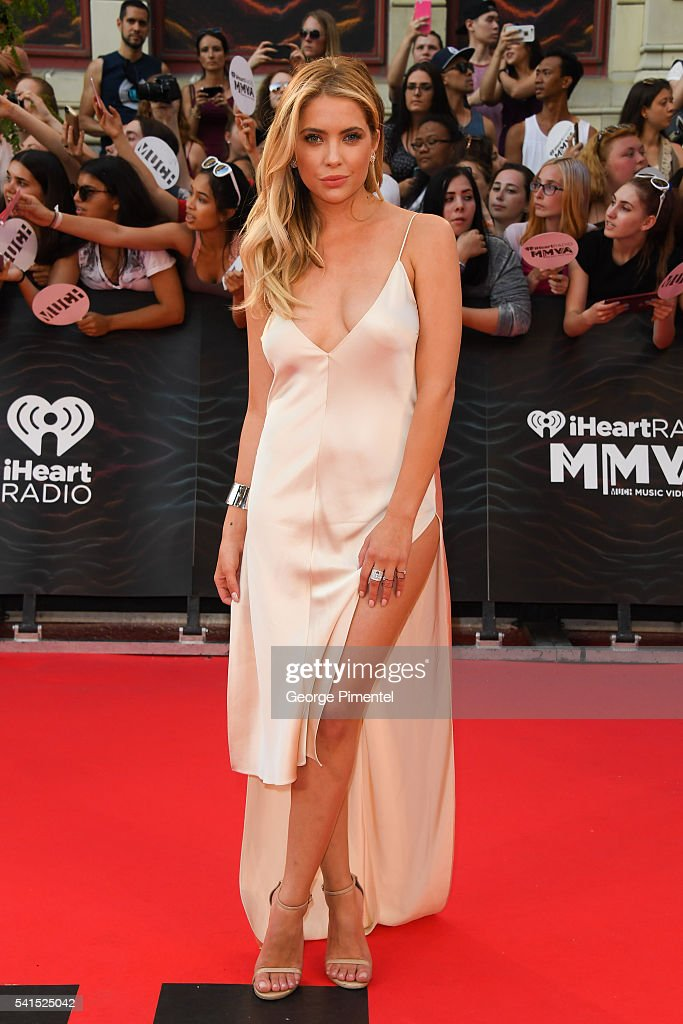 2016 iHeartRADIO MuchMusic Video Awards - Arrivals : News Photo