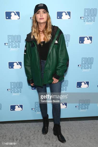 Ashley Benson attends the 2019 MLB FoodFest Special VIP Preview Night at Magic Box on April 25, 2019 in Los Angeles, California.
