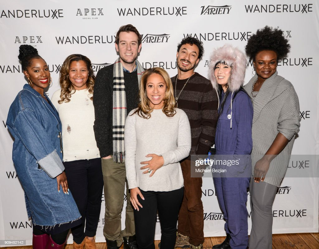 """WanderLuxxe House presents """"Rising Stars Panel"""" moderated by Ben Lyons"""