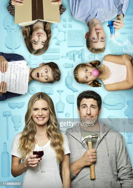 Ashley Boettcher as Nicole, Connor Kalopsis as Brian, Oakley Bull as Leila, Jason Biggs as Mike, Maggie Lawson as Kay and Jack Stanton as Marc in...