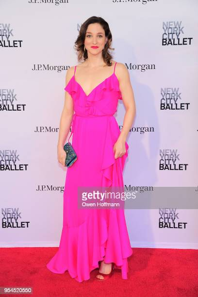 Ashley Bouder attends New York City Ballet 2018 Spring Gala at David H Koch Theater Lincoln Center on May 3 2018 in New York City
