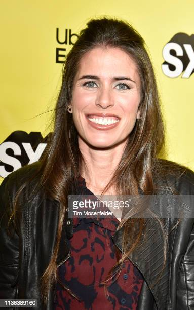 Ashley Brooks attends the premiere of 'Pet Sematary' during the 2019 SXSW Conference and Festival at the Paramount Theatre on March 16 2019 in Austin...