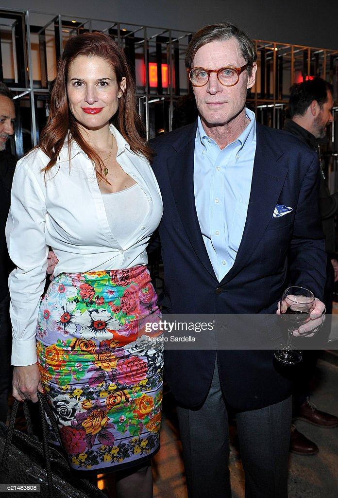 """The First Monday In May"" Los Angeles Screening Hosted By Bryan Lourd, Wendi Murdoch, Anna Wintour, iTunes, And Magnolia Pictures : Fotografía de noticias"