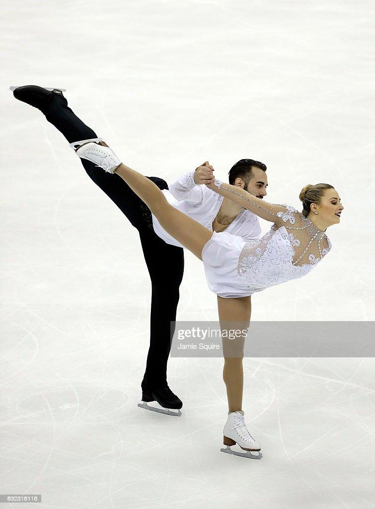 2017 U.S. Figure Skating Championships - Day 3