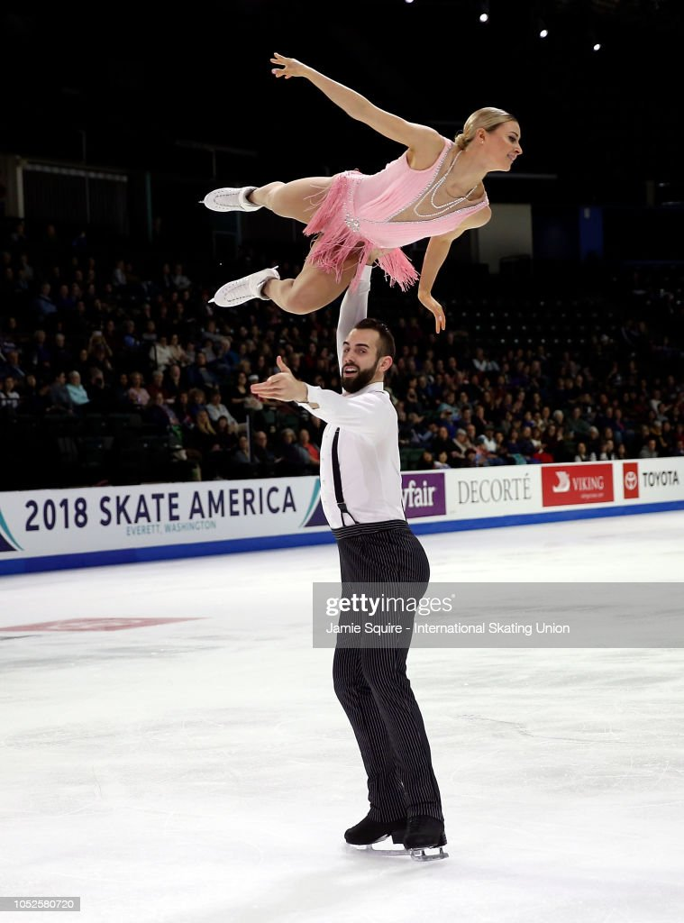 ISU Grand Prix of Figure Skating Skate America : News Photo