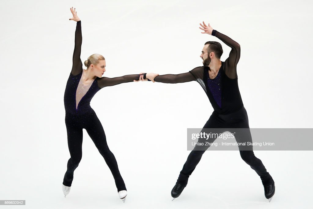 ISU Grand Prix Of Figure Skating - Beijing : News Photo