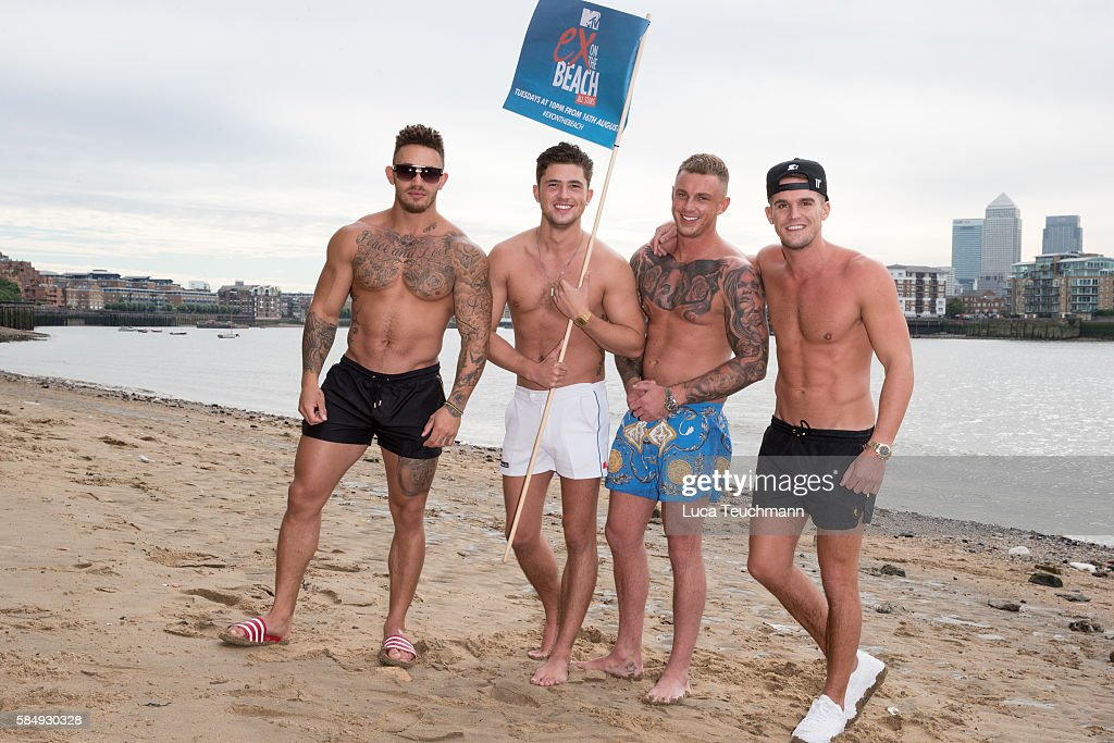 'Ex On The Beach' Cast Promote The New Series : News Photo