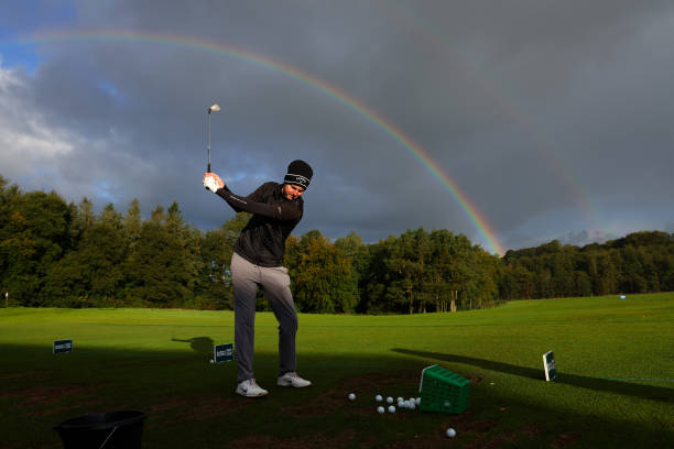 GBR: Dubai Duty Free Irish Open - Day Two