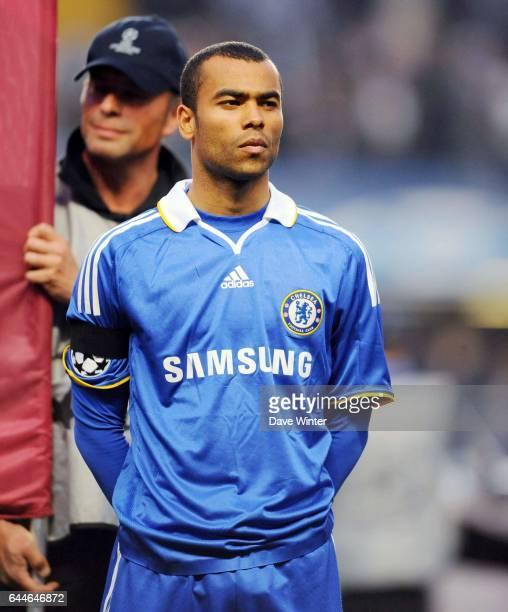 Ashley COLE - - Chelsea / Liverpool - 1/4 finale Champions League -Stamford Bridge - Londres, Photo: Dave Winter / Icon Sport