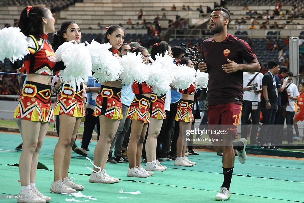 AS Roma A v AS Roma B : News Photo