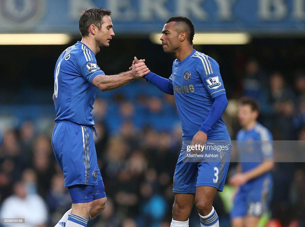 Soccer - Barclays Premier League - Chelsea v Wigan Athletic : News Photo