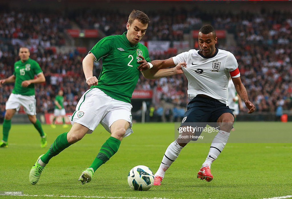 England v Ireland - International Friendly