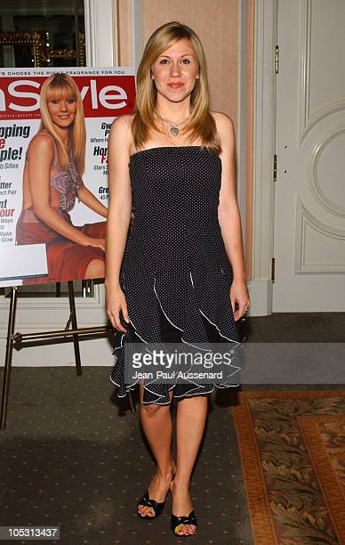 Ashley Drane during Lupus LA and InStyle Present The Old Bags Lupus Luncheon at Beverly Hills Hotel in Beverly Hills California United States