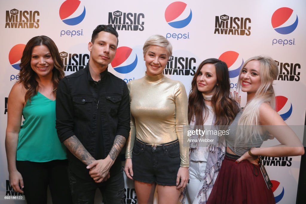 Pepsi Fire House At The CMT Music Awards - Get It While It's Hot: Listening Party