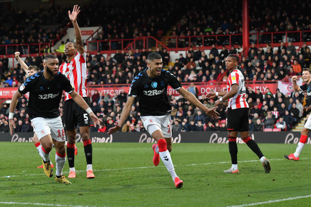 Brentford v Middlesbrough - Sky Bet Championship
