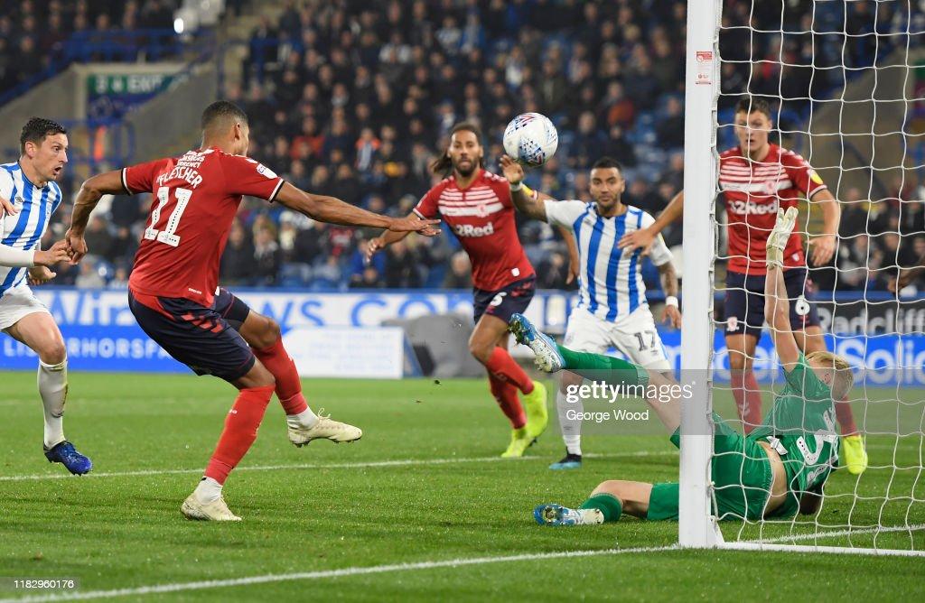 Huddersfield Town v Middlesbrough - Sky Bet Championship : News Photo