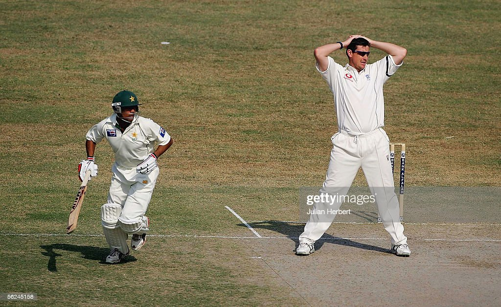 Second Test: Pakistan v England - Day Two : News Photo