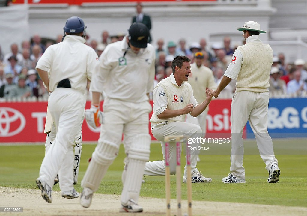 England v New Zealand, 3rd Test : News Photo