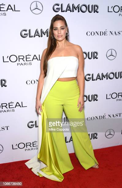 Ashley Graham attends Glamour Women of the Year Awards 2018 at Spring Studios on November 12 2018 in New York City