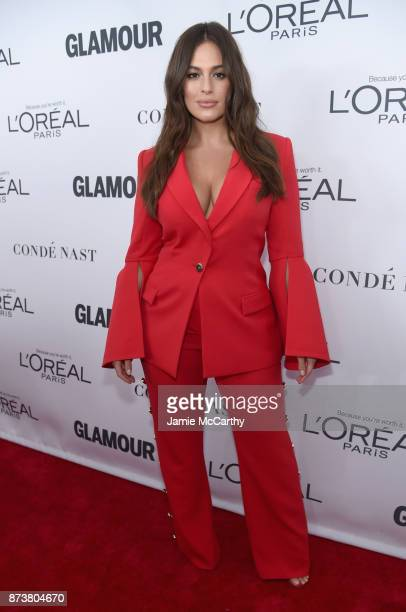 Ashley Graham attends Glamour's 2017 Women of The Year Awards at Kings Theatre on November 13 2017 in Brooklyn New York