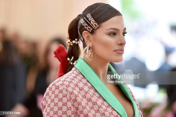 Ashley Graham attends The 2019 Met Gala Celebrating Camp Notes on Fashion at Metropolitan Museum of Art on May 06 2019 in New York City