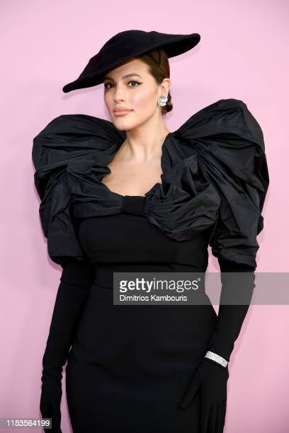 Ashley Graham attends the CFDA Fashion Awards at the Brooklyn Museum of Art on June 03 2019 in New York City