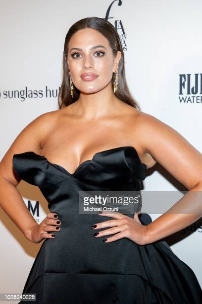 Ashley Graham attends The Daily Front Row 6th Annual Fashion Media Awards at Park Hyatt New York on September 6 2018 in New York City