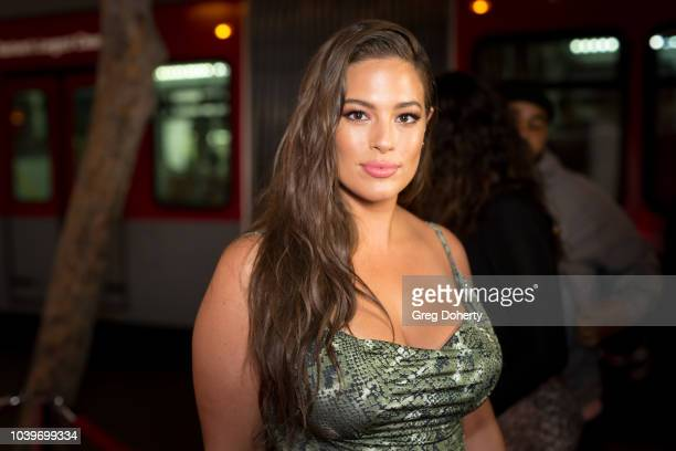 Ashley Graham attends the PrettyLittleThing x Ashley Graham Event at Delilah on September 24 2018 in West Hollywood California