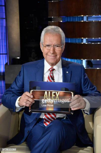 "Ashley Graham, Jenna Elfman, Donald Faison and Alex Trebek make up the celebrity panel on ""To Tell the Truth,"" Episode 310, airing SUNDAY, JULY 1 ,..."