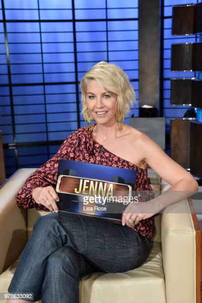 """Ashley Graham, Jenna Elfman, Donald Faison and Alex Trebek make up the celebrity panel on """"To Tell the Truth,"""" Episode 310, airing SUNDAY, JULY 1 ,..."""