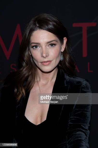 Ashley Greene arrives at 3rd Annual Mammoth Film Festival Red Carpet - Saturday on February 29, 2020 in Mammoth Lakes, California.