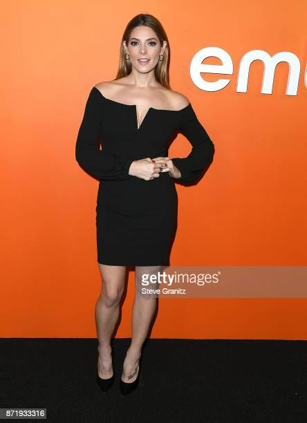 Ashley Greene arrives at the Ember Launch Celebrating A Journey Through Temperature And Taste at Goya Studios on November 8 2017 in Los Angeles...