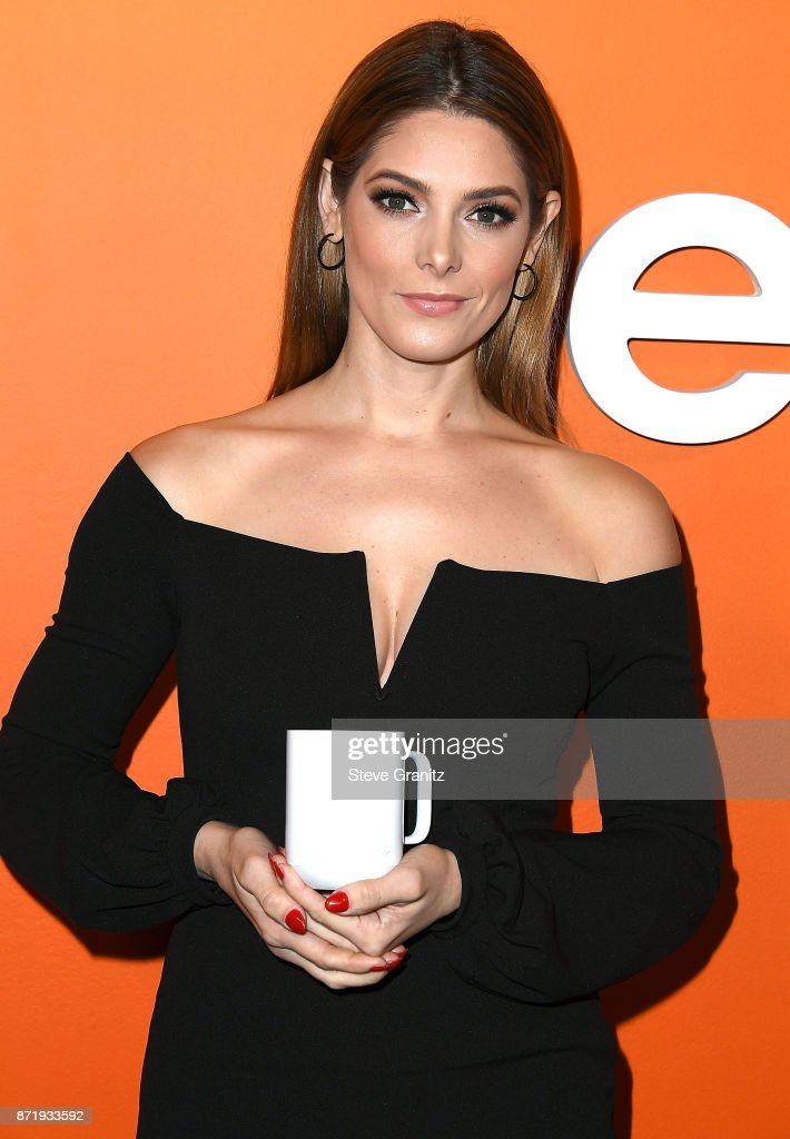 Ashley Greene arrives at the Ember Launch - Celebrating A Journey Through Temperature And Taste at Goya Studios on November 8, 2017 in Los Angeles, California.