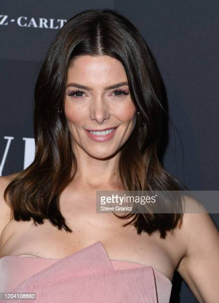 Ashley Greene arrives at the Vanity Fair Hollywood Calling The Stars The Parties And The Power Brokers at Annenberg Space For Photography on February...