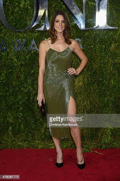 Ashley Greene attends the 2015 Tony Awards at Radio City Music Hall on June 7, 2015 in New York City.