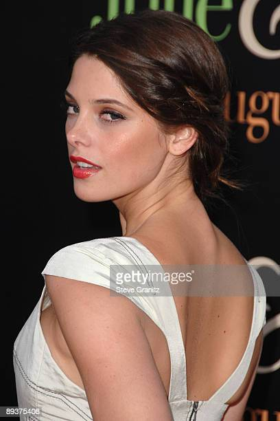 """Ashley Greene attends the special screening of """"Julie & Julia"""" at Mann Village Theatre on July 27, 2009 in Westwood, Los Angeles, California."""