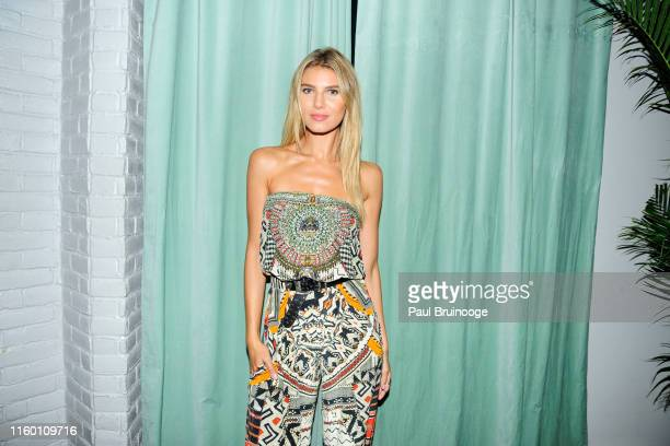 """Ashley Haas attends Chopard And The Cinema Society Host The After Party For Sony Pictures Classics' """"After The Wedding"""" at The Crown at Hotel 50..."""