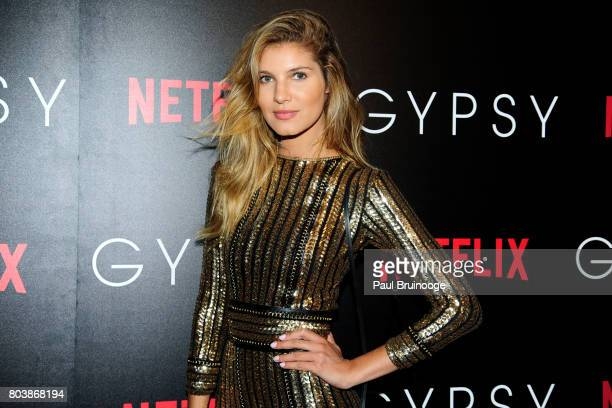Ashley Haas attends Netflix hosts a special screening of Gypsy at Public Hotel on June 29 2017 in New York City