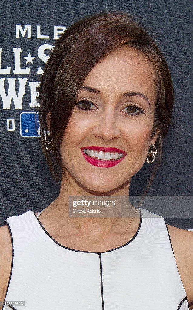 Ashley Hebert attends MLB Fan Cave 'Dig In And Do Good' Event at MLB Fan Cave on July 11, 2013 in New York City.